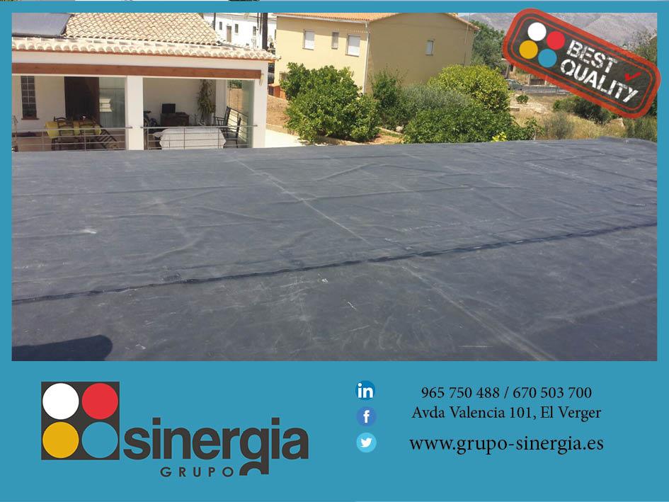 poliuretano,sate, impermeabilizacion epdm, telas asfalticas