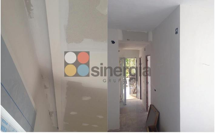 Reforma de pladur para una vivienda en Moraira